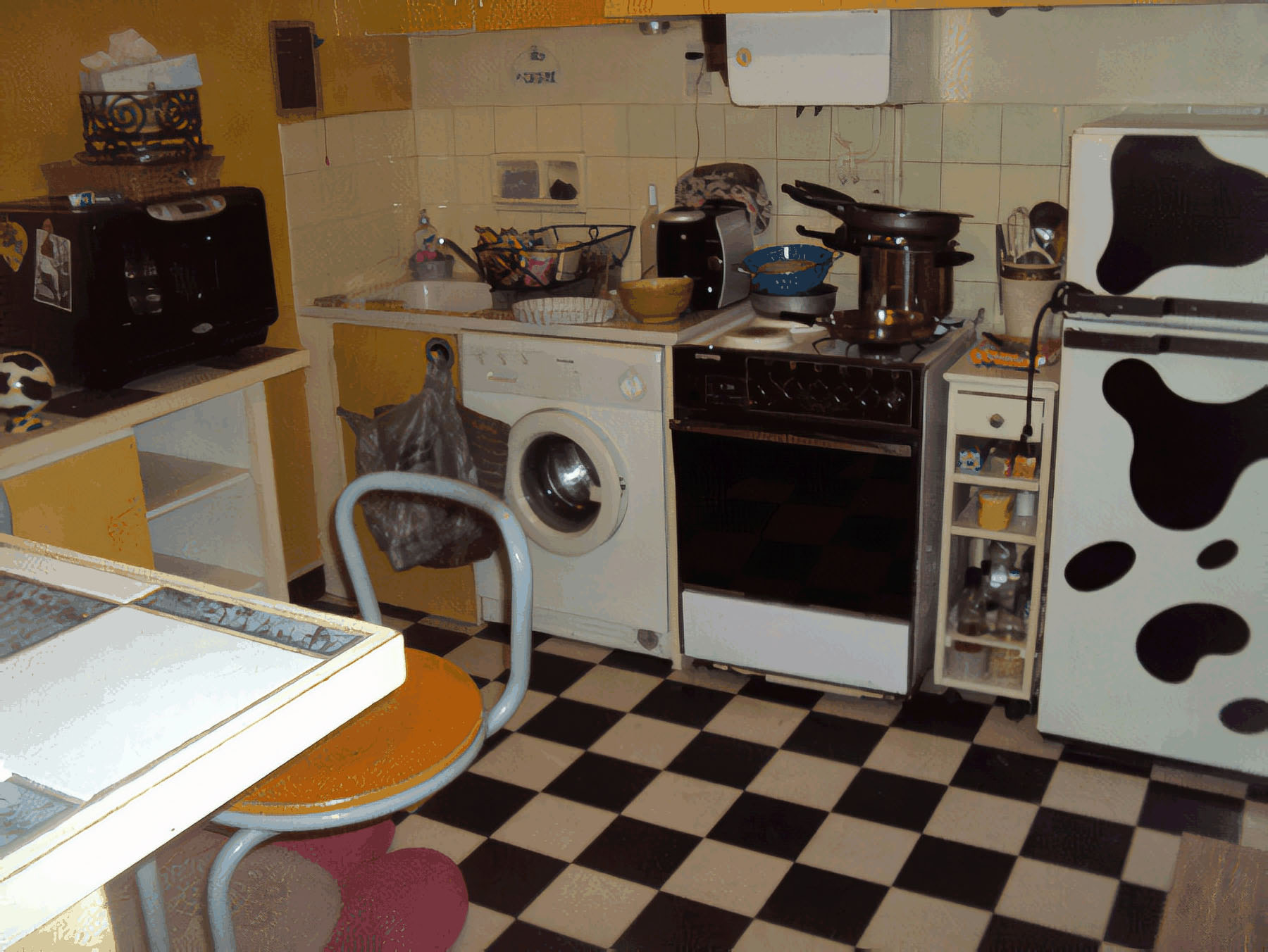 rénovation cuisine montpellier avant