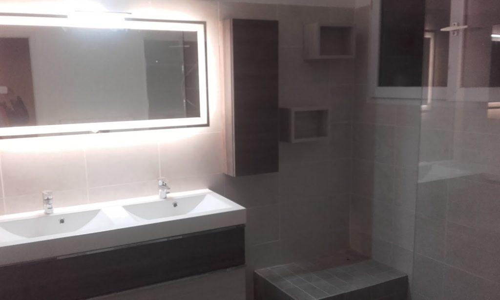 Rénovation / Installation salle de bain